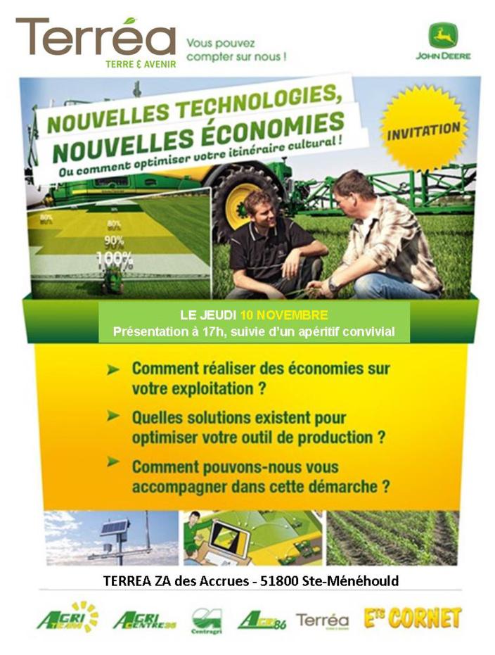 Nouvelles Technologies, Nouvelles Economies !