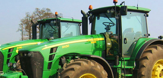Tracteurs d'occasion