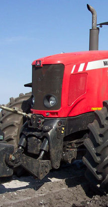 Tracteur Massey Ferguson d'occasion