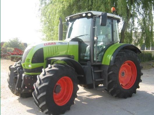tracteur agricole claas 657 atz. Black Bedroom Furniture Sets. Home Design Ideas