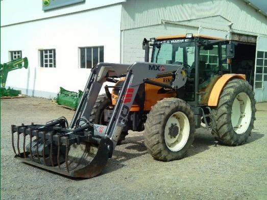tracteur agricole renault celtis 456rx. Black Bedroom Furniture Sets. Home Design Ideas