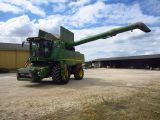 Moissonneuse batteuse : John Deere S690