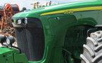 John Deere used tractor