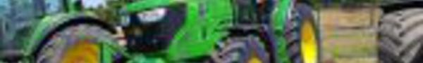 Tracteur agricole : John Deere 6140R
