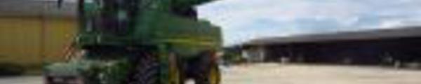 Moissonneuse batteuse : John Deere S690